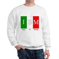 Italian By Marriage Sweatshirt