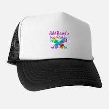 REJOICING 65TH Trucker Hat