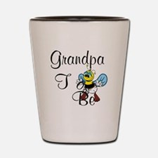 Playful Grandma To Bee Shot Glass