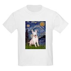 Starry/Bull Terrier (#4) T-Shirt