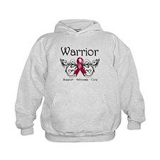 Brain Aneurysm Warrior Hoodie