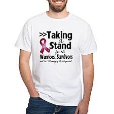 Brain Aneurysm Tribute T-Shirt