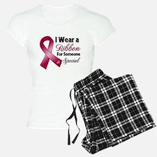 Ribbon Brain Aneurysm Pajamas
