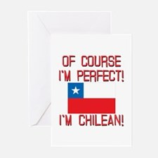 Of Course Im Perfect Im Greeting Cards (Pk of 10)