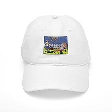 Bride and Groom Baseball Cap