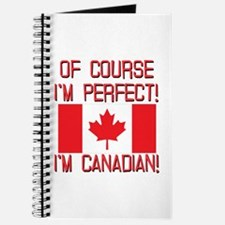 Of Course Im Perfect Im Canadian Journal