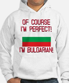 Of Course Im Perfect, Im Bulgari Jumper Hoody