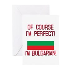 Of Course Im Perfect, Im Greeting Cards (Pk of 10)