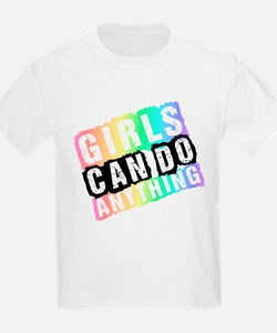 Girls Can Do AnythingRB T-Shirt