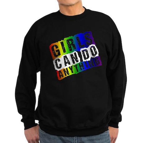 Girls Can Do AnythingRBB Sweatshirt