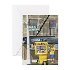 Piraguero - Greeting Cards (Pk of 10)
