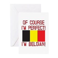 Of Course I'm Perfect, I Greeting Cards (Pk of 10)
