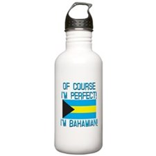 Of Course Im Perfect Water Bottle