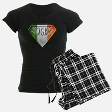 Hogan Irish Superhero Pajamas