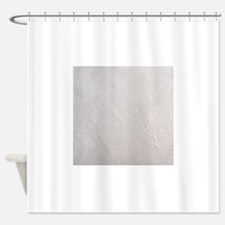 icy paint abstract Shower Curtain
