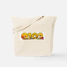 Q102 Texas Best Rock! 2014 Tote Bag
