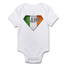 Kane Irish Superhero Infant Bodysuit
