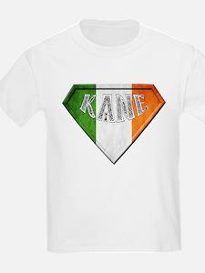 Kane Irish Superhero T-Shirt