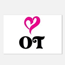 OT LOVE Postcards (Package of 8)