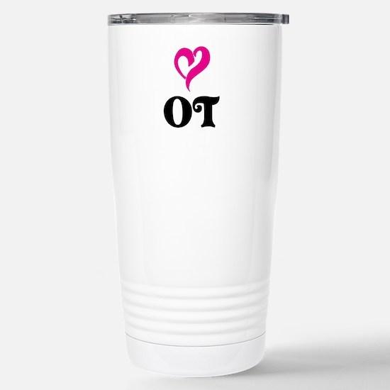 OT LOVE Travel Mug