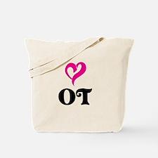 OT LOVE Tote Bag