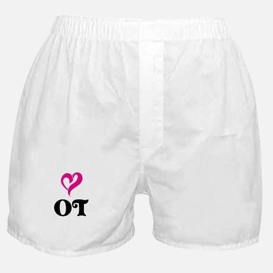 OT LOVE Boxer Shorts