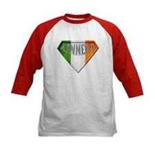 Kennedy Irish Superhero Tee