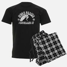 Personalized Rock Climb Pajamas