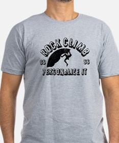 Personalized Rock Clim T