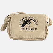 Personalized Rock Climb Messenger Bag
