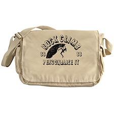 Personalized Rock Climb - Female Messenger Bag