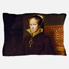 Queen Mary I. Pillow Case