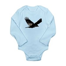 Bird Flying One Piece Outfit Body Suit