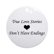Funny Military wedding Ornament (Round)