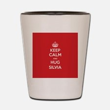Hug Silvia Shot Glass