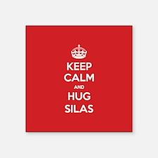 Hug Silas Sticker