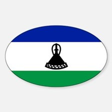 Flag of Lesotho Decal