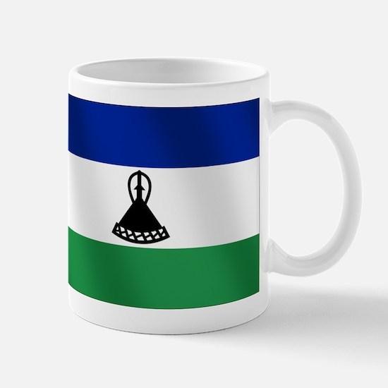 Flag of Lesotho Mug