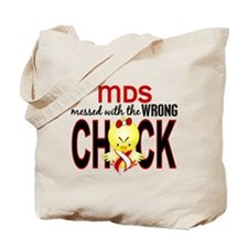 MDS Wrong Chick 1 Tote Bag