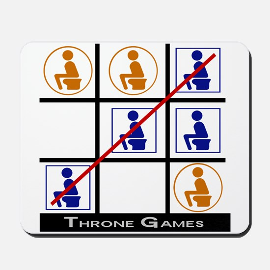Throne Games Mousepad