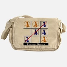 Throne Games Messenger Bag