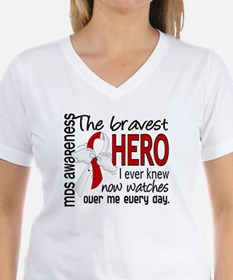 MDS Bravest Hero Shirt