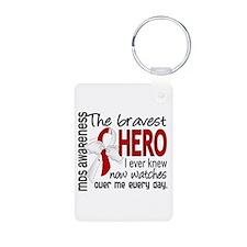 MDS Bravest Hero Keychains