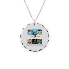 50th Anniversary Pavilions Necklace