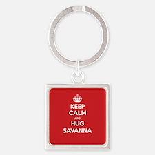 Hug Savanna Keychains