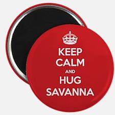 Hug Savanna Magnets