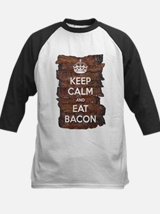 Keep Calm Eat Bacon Tee