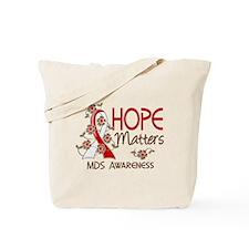 MDS Hope Matters 3 Tote Bag