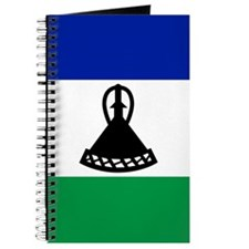 Flag of Lesotho Journal