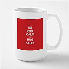 Hug Sally Mugs